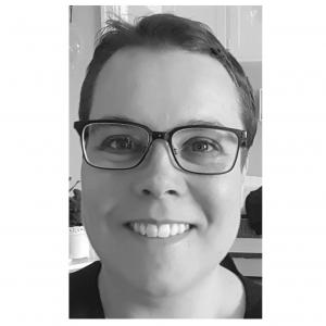 Porträttbild av Anna Stålberg