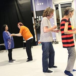 Dans för parkinson på Balettakademin