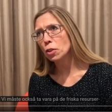 Ulrika Lindblad, strateg